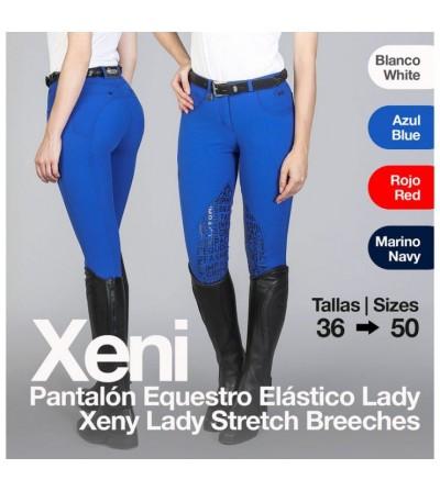 Pantalón Equestro Elástico Lady Xeni