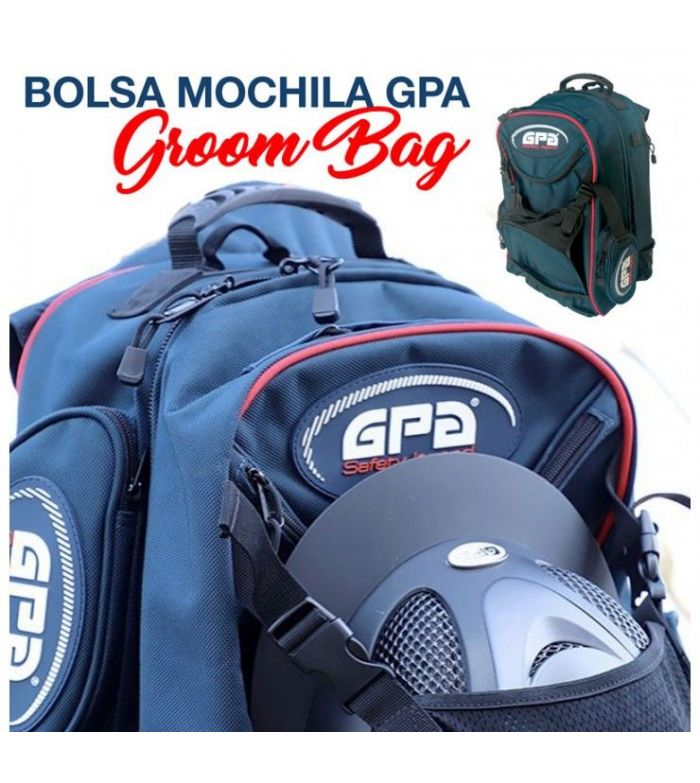 Bolsa Mochila GPA Groom Bag