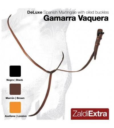 Gamarra Vaquera de Cuero Zaldi Extra