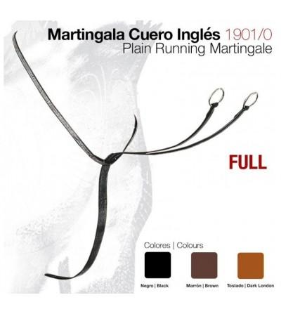 Martingala de Cuero Inglés 1901/0 Zaldi