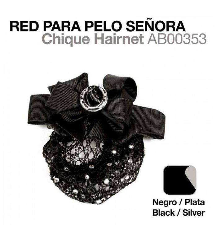 Red Para Pelo Señora 6002 Negra