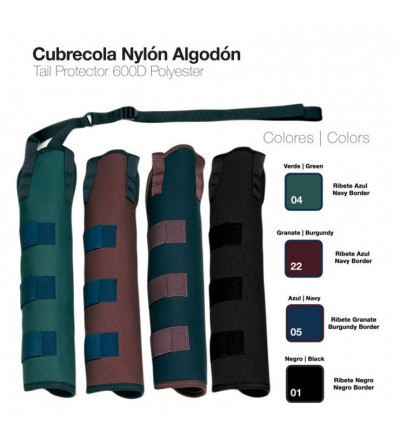 Cubrecola Nylon y Algodón 57023Fp