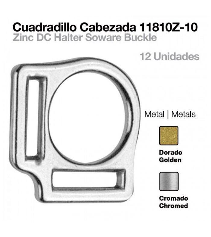 Cuadradillo Cabezada 11810Z-10N (12 Uds)