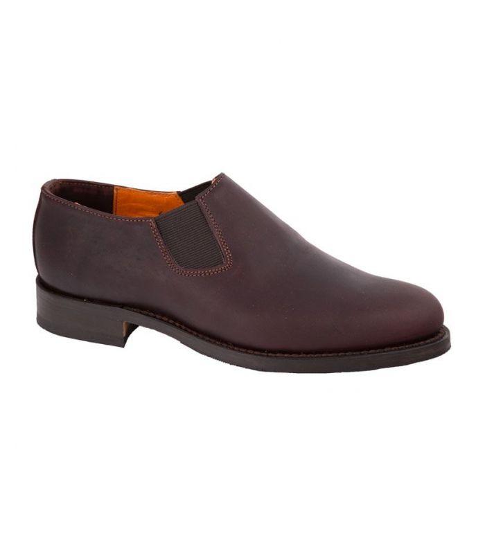 Zapato para Polainas con Elástico