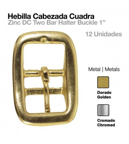 """Hebilla para Cabezada Cuadra 1"""" (12 Uds)"""