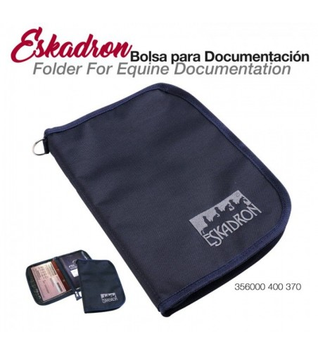Bolsa para Documentación Eskadron