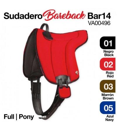 Sudadero Bareback Bar14 Color