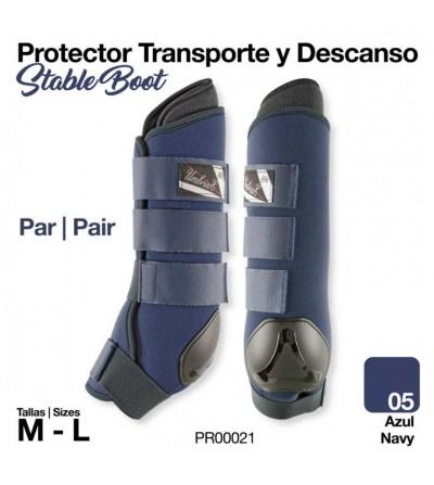 Protector Transporte y Descanso PR0021 Azul