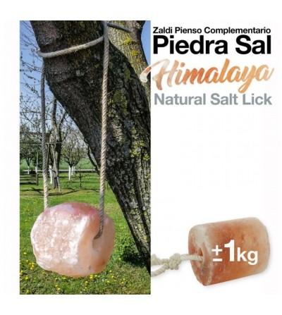 Piedra Sal Himalaya Pienso Complementario 1.5 Kg