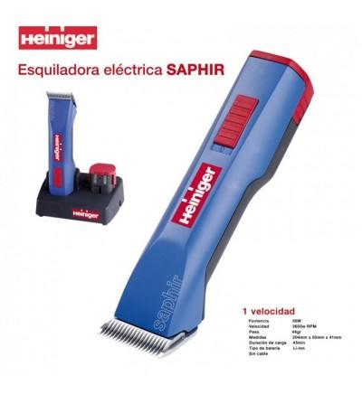 Esquiladora Heiniger Eléctrica Sin Cable Saphir
