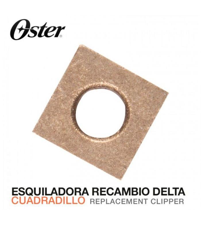 Cuadradillo para Esquiladora Oster