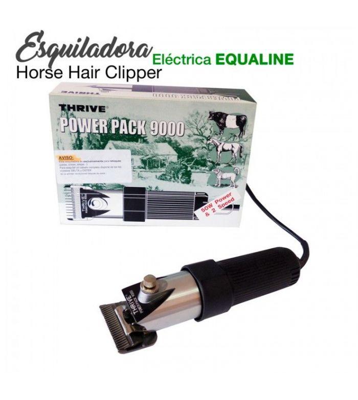 Esquiladora Eléctrica para Caballos Equaline