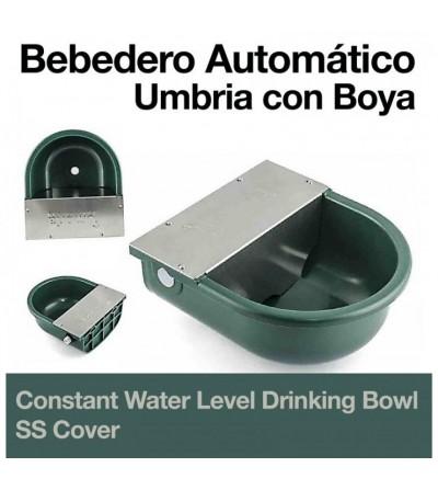 Bebedero Automático Umbría con Boya Cubierta Inoxidable