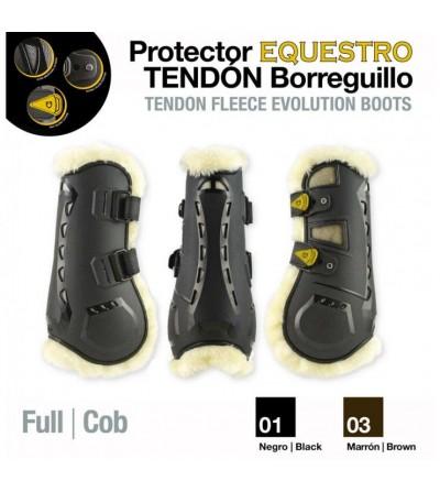 Protector Equestro Mano Borreguillo