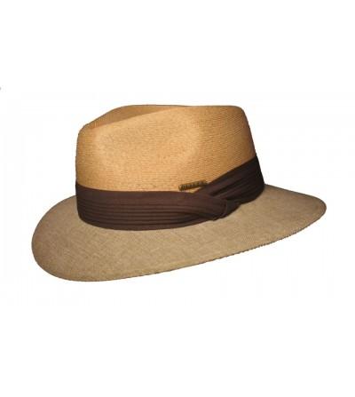 Sombrero Unisex Cofari Palma Imperial Camel