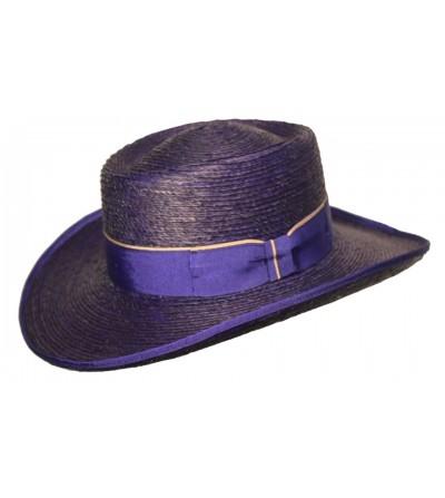 Sombrero Gambler Palma Marino Lazo Vivo
