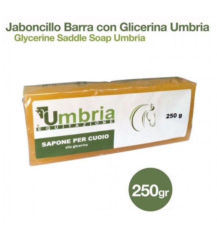 Jaboncillo Barra con Glicerina Umbria 250 gr