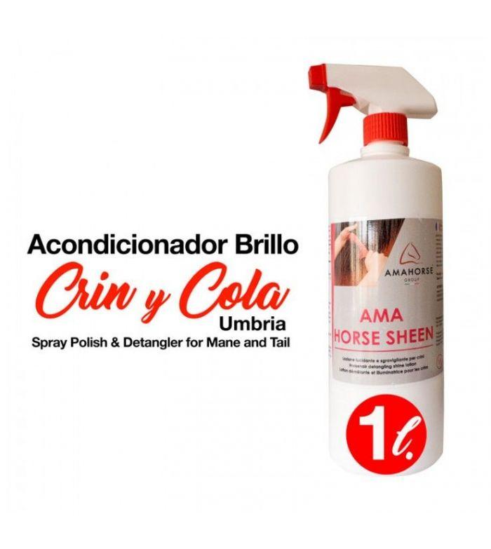Acondicionador Brillo Crin y Cola Umbria 1Litro