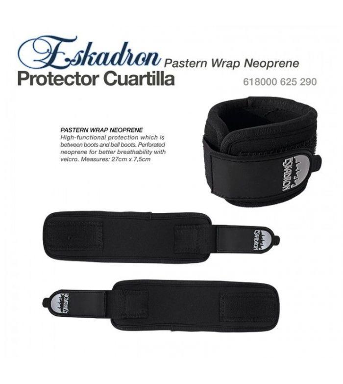 Protector Eskadron Cuartilla 618000 625 290 Negro