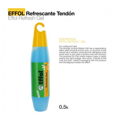Effol Gel Refrescante Tendón Refresh-Gel 0.5 Kg