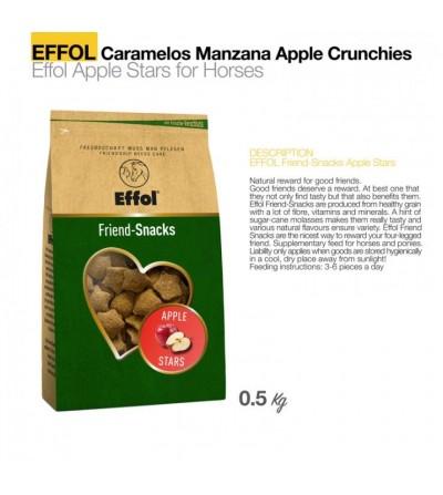 Effol Caramelos Apple Crunchies