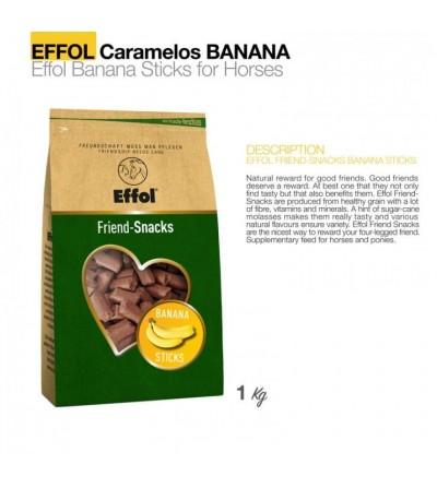 Effol Caramelos Banana 1.1 Kg
