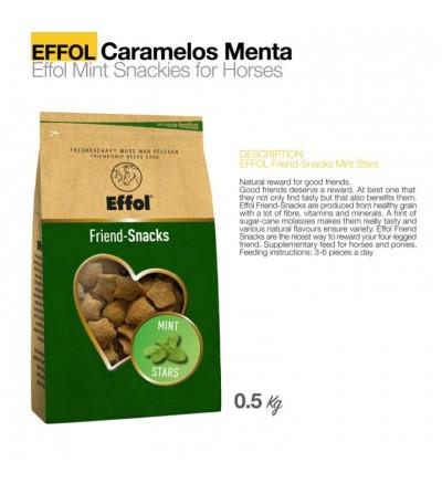 Effol Caramelos Menta 0.5Kg.