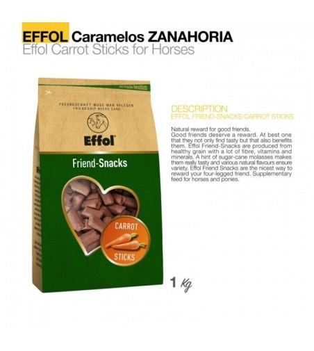 Effol Caramelos Zanahoria 1.1 Kg