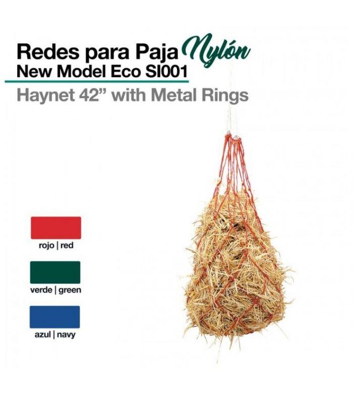 Red para Paja de Nylon