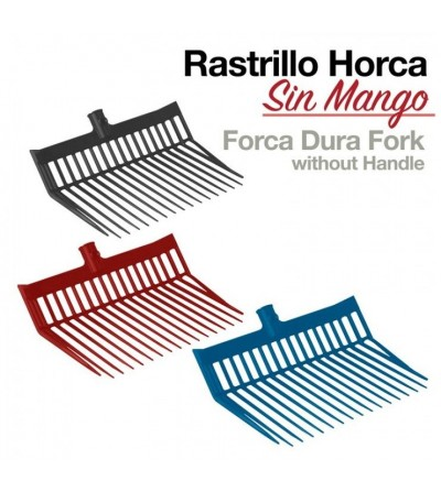 Rastrillo-Horca sin Mango Dura Fork