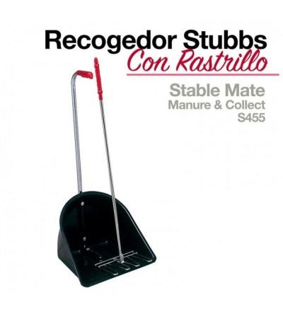Recogedor con Rastrillo Stubbs S455