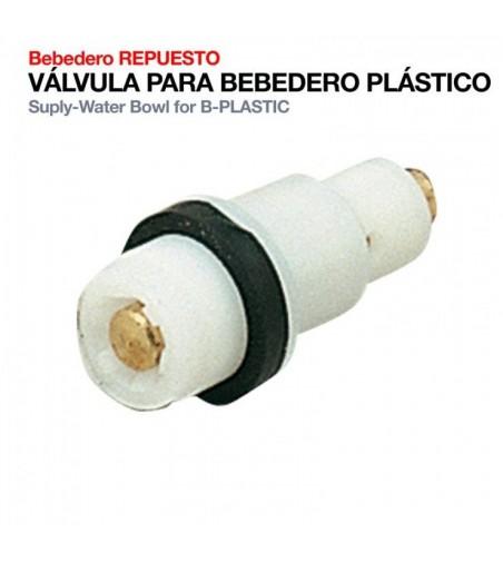 Bebedero Repuesto Válvula para Bebedero Plástico
