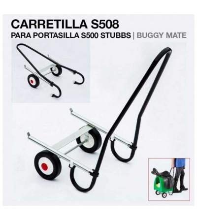 Carretilla para Portasiila S508 Stubbs