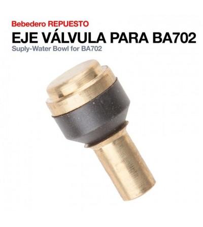 Repuesto Eje Válvula con Junta para Bebedero B-2