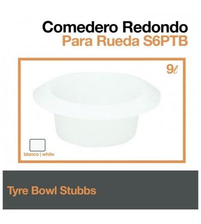 Comedero Redondo para Rueda Stubbs S6Ptb