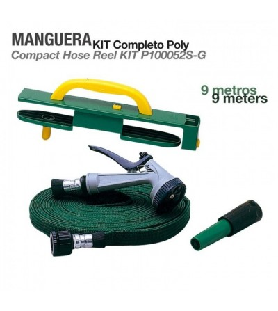 Manguera Kit Completo Poly
