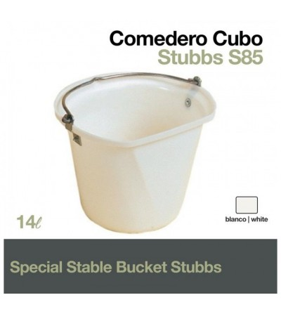Comedero Cubo Stubbs S85