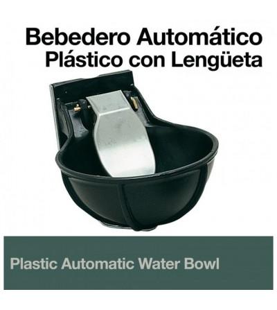Bebedero Automático Plástico con Lengüeta