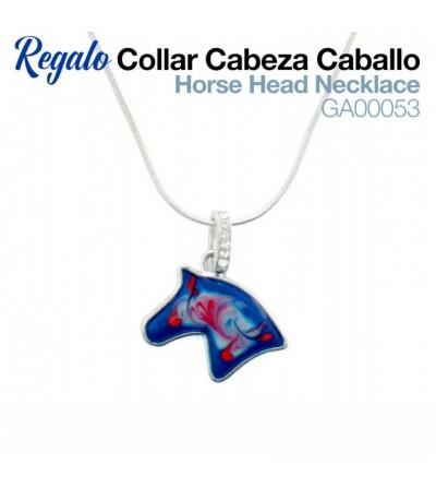 Regalo Collar Cabeza Caballo GA00053