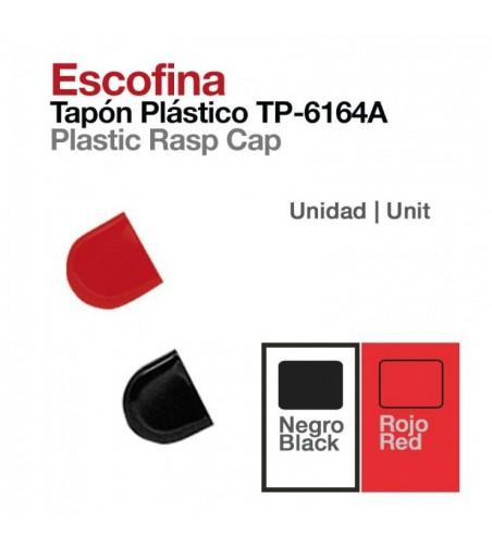 Escofina Tapón de Plástico (Unidad)