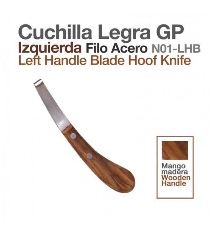 Cuchilla Legra de Acero a la Izquierda N01-Lhb