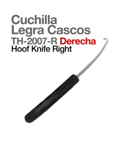 Cuchilla Legra para Cascos Derecha