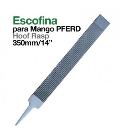 Escofina para Mango Pferd 350 mm/14