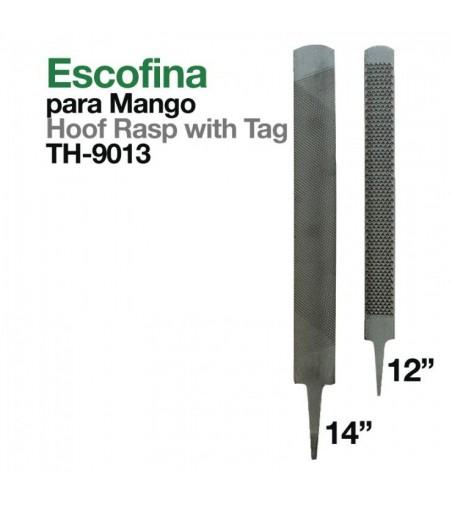 Escofina para Mango Th-9013