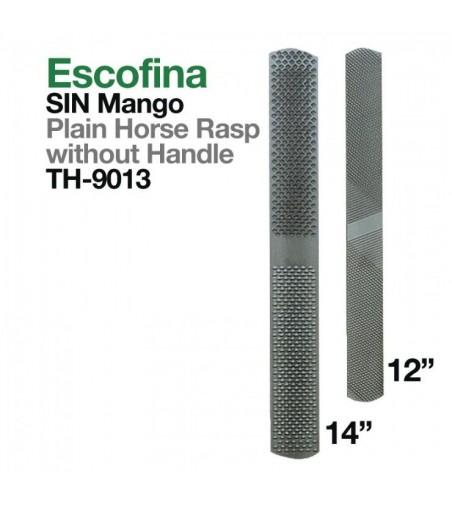 Escofina sin Mango Th-9013-A4