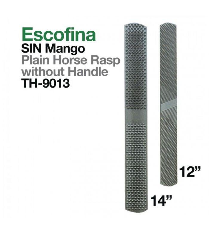 """Escofina sin Mango Th-9013-A2 14"""""""