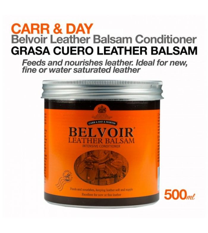 Carr&Day Grasa para Cuero Bálsamo 500 ml