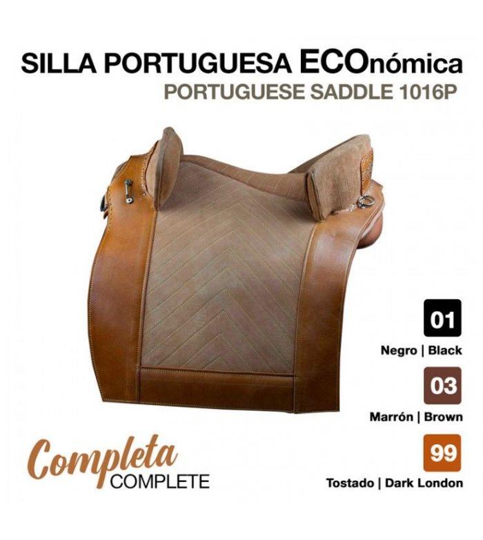 Silla Portuguesa Económica (Completa)