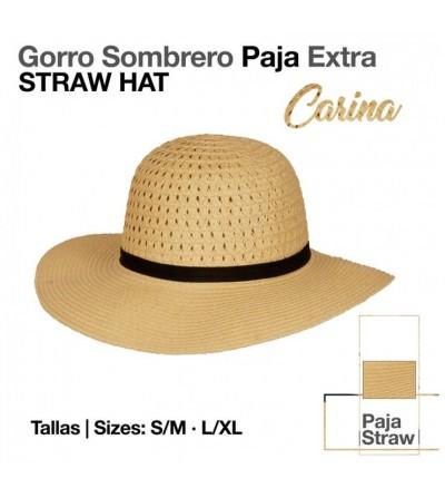 Sombrero Paja Extra Tamala