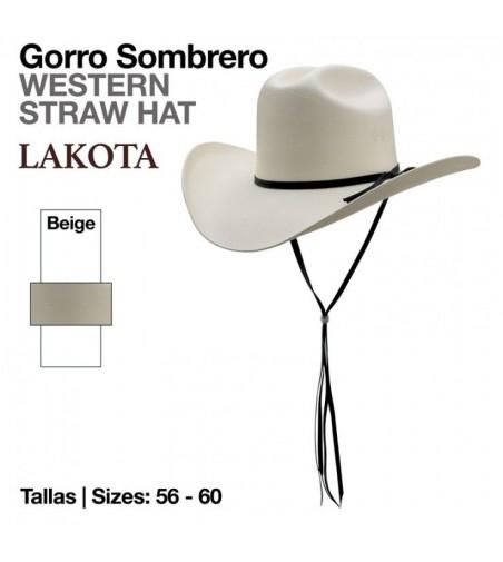 Sombrero Western Lakota
